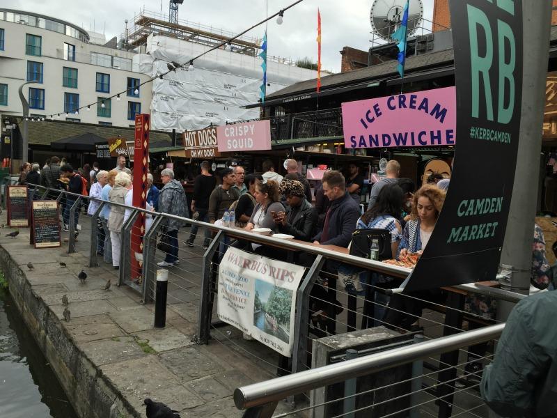 Cosa vedere a Londra in quattro giorni Camden Market