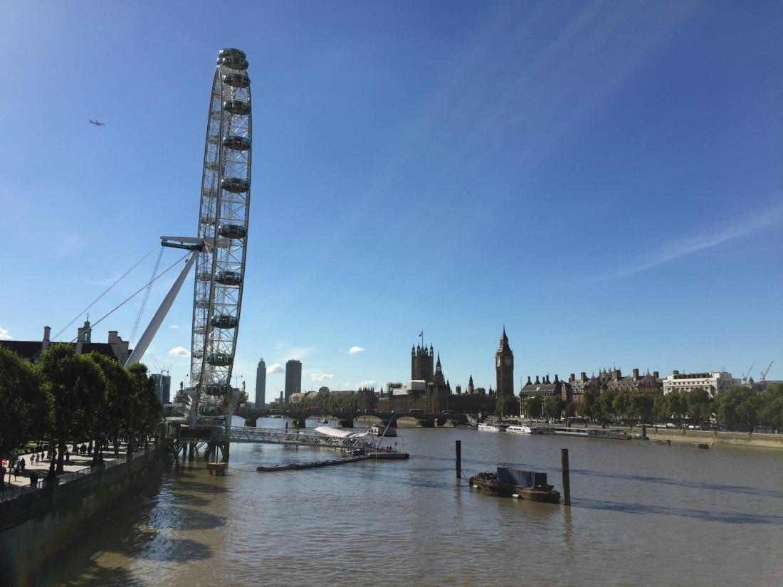 Cosa vedere a Londra in quattro giorni panorama