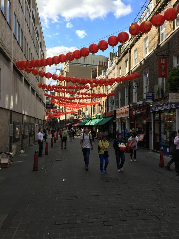 Cosa vedere a Londra in quattro giorni chinatown quartiere