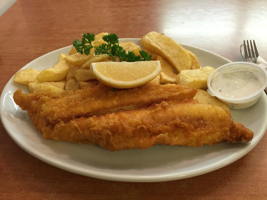 Cosa vedere a Londra in quattro giorni fish and chips
