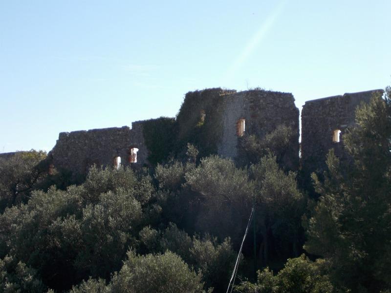 Cosa fare a Varigotti castello bizantino