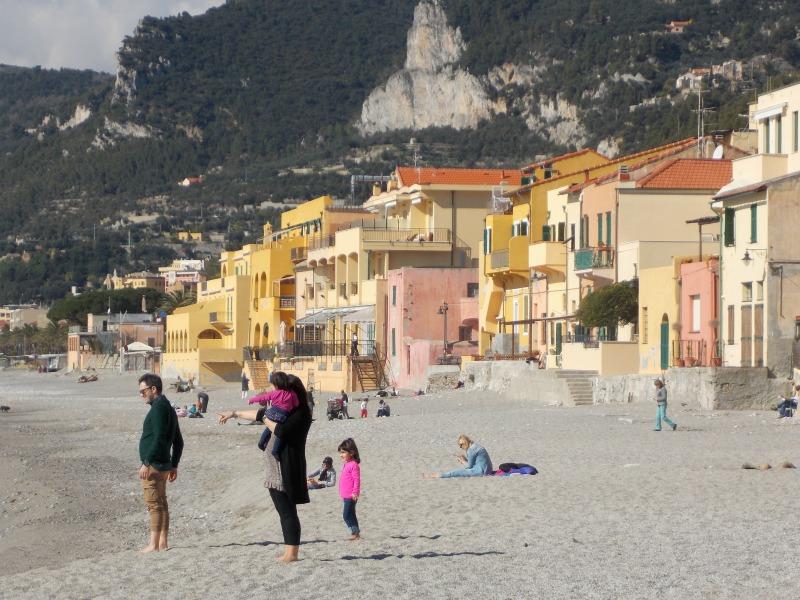 Cosa fare a Varigotti spiaggia