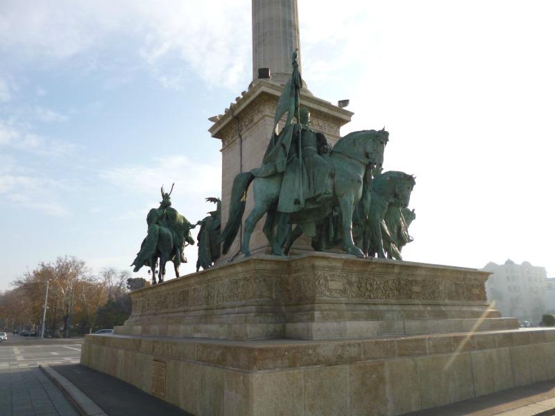 Cosa ho visto a Budapest monumento millenario