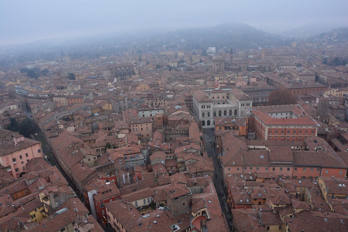 10 città italiane viste alto bologna