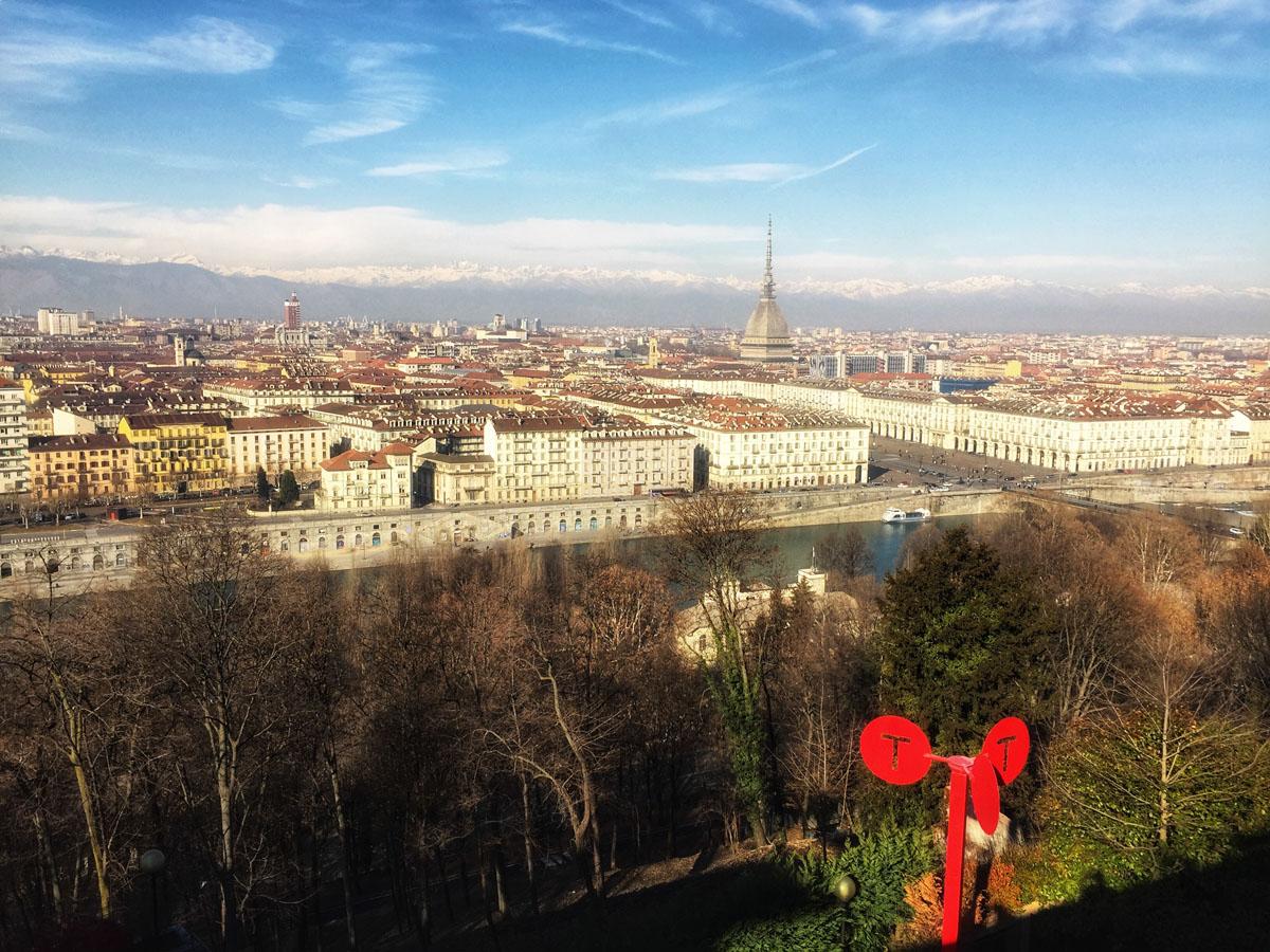 10 città italiane viste alto torino