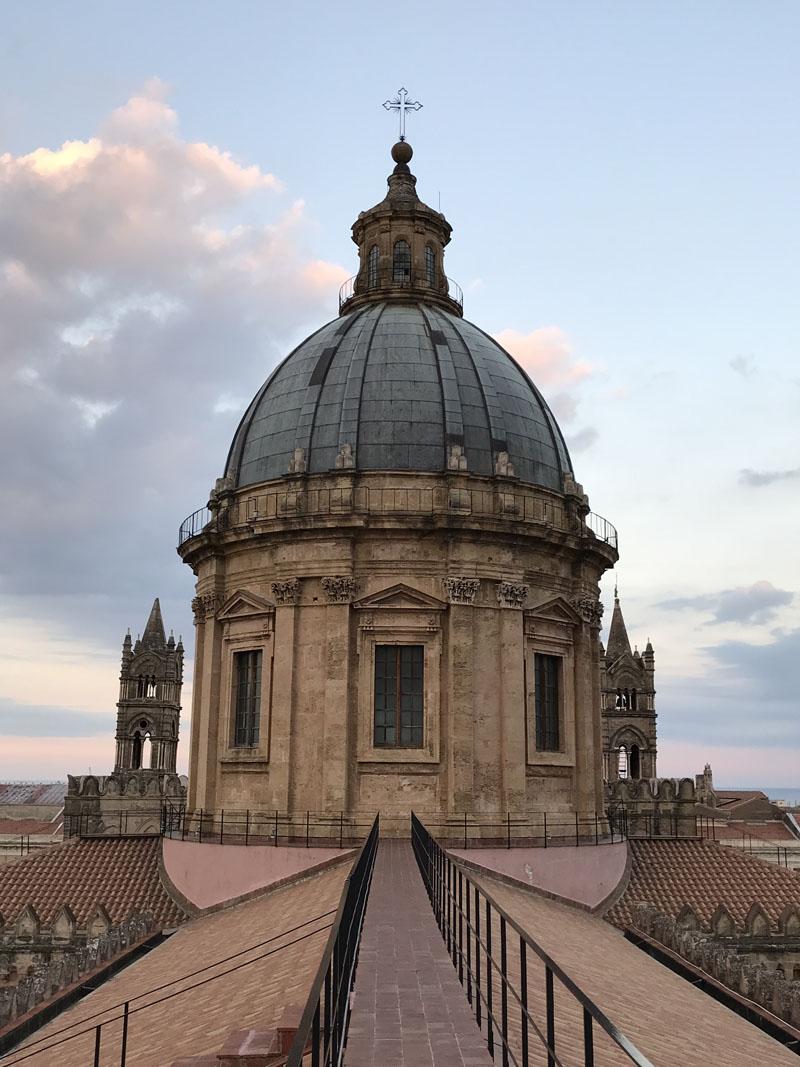 cosa visitare a palermo in un giorno cupola cattedrale