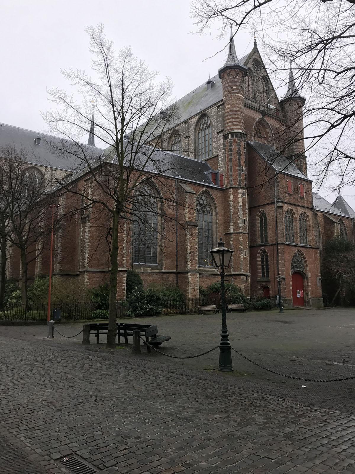 cosa fare a leiden pieterskerk