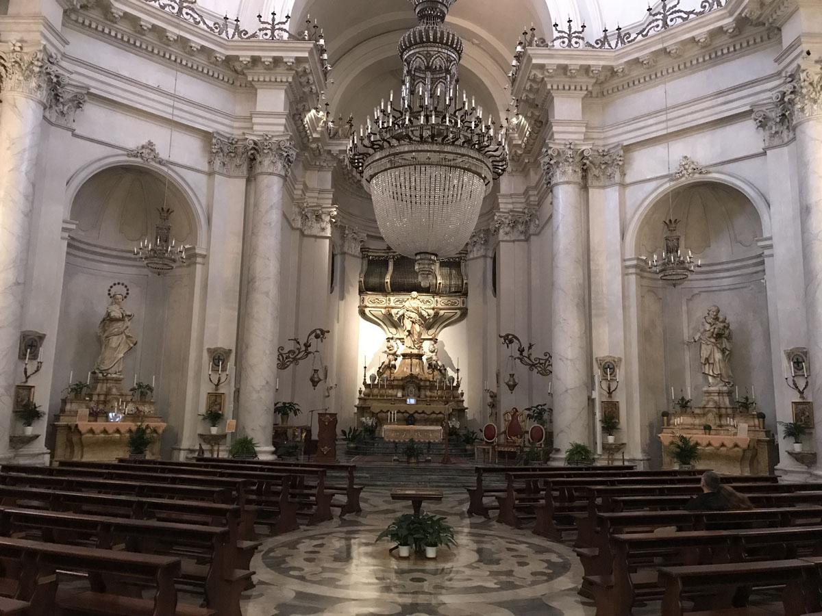 visitare catania in un giorno chiesa badia sant'agata