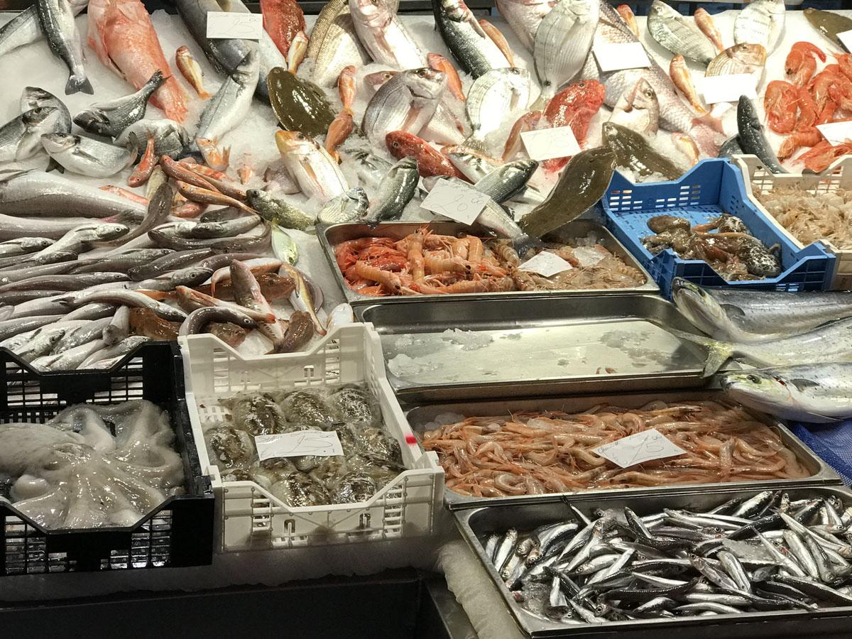 visitare catania in un giorno pesci piscarìa