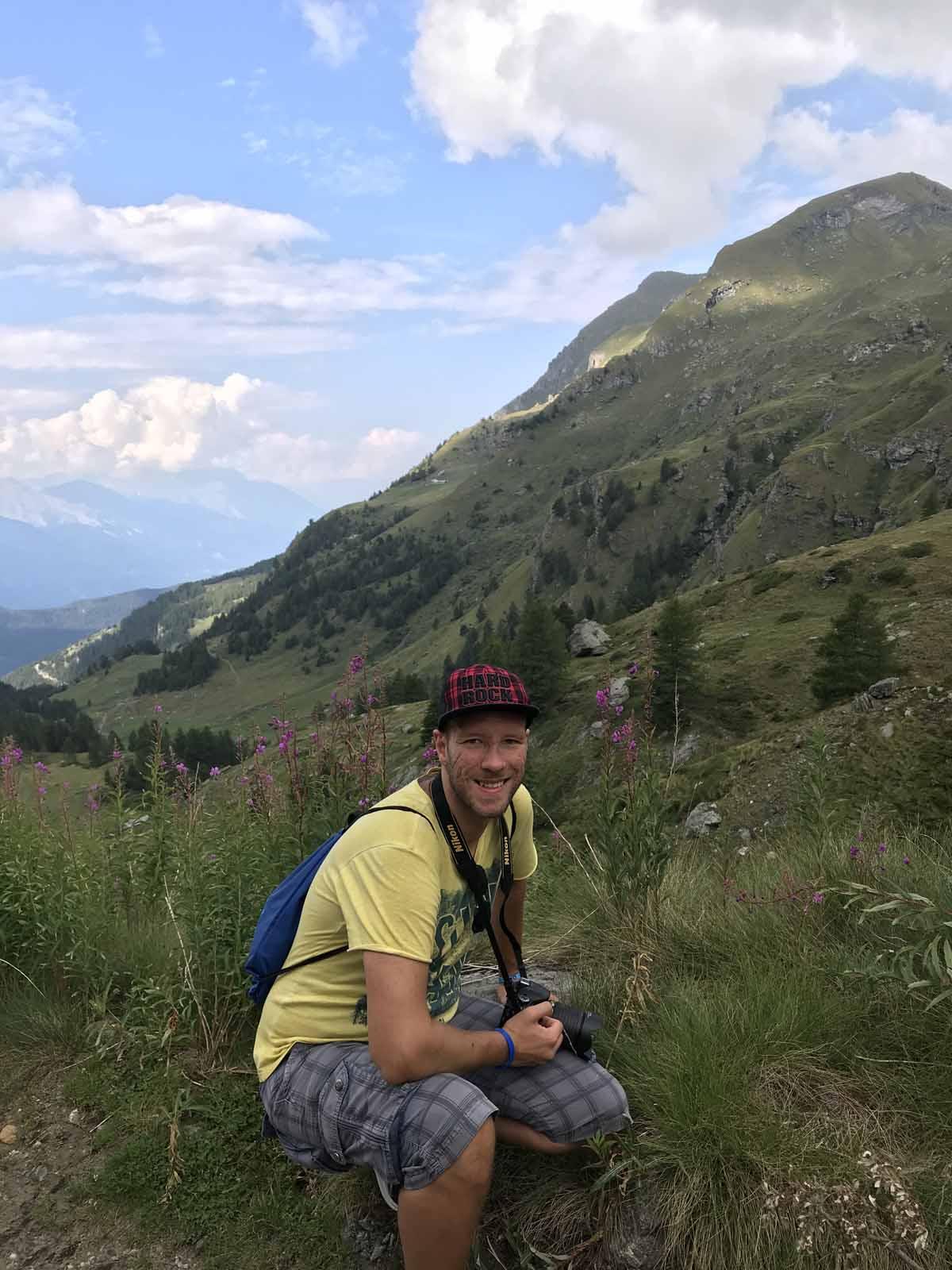 10 cose da fare in Val d'Ayas trekking camminata